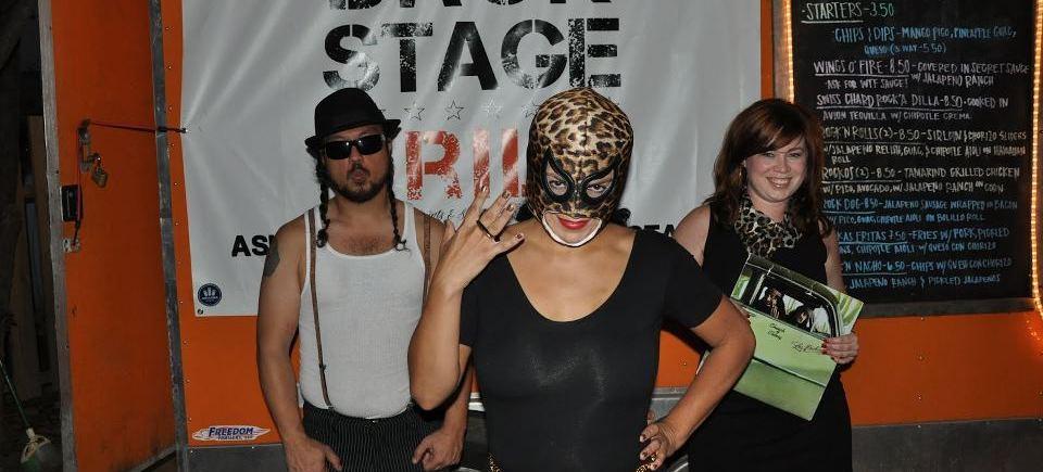 wrestler La Bestia